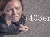 403エラー